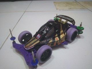 lupine racer /VS chassis